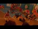 танец кукол. Новый год - 2012