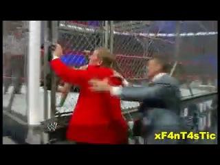WWE ДЖОН СИНА ПРОТИВ БИГ ШОУ КЛЕВЫЙ КЛИП