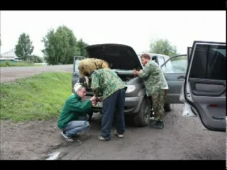 Дорога на Шайтан озеро — Видео@Mail.Ru