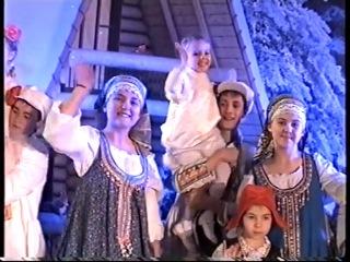 Микро-Зайцы Поля, Маня и Ваня.
