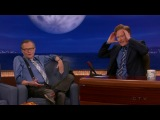 Conan - 2014.02.12 - Larry King, Cristin Milioti, Jhené Aiko