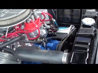 Автомобиль 1967 Ford Mustang Shelby GT500 (Форд Мустанг Шелби 1967). Видео тест-драйв