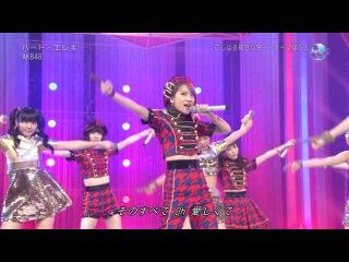 AKB48 Heart Ereki MUSIC JAPAN от 31 октября 2013