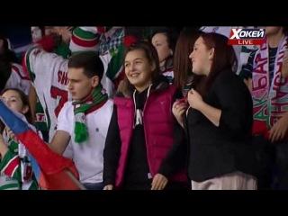 Ак Барс - Донбасс. Песня