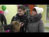 Красноград- відкриття супермаркету 'ТехноМісто' (2013р)