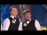 Шоу Уральские пельмени: Песня о новогодней посуде