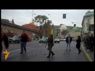 У Львові відбувся Марш слави УПА