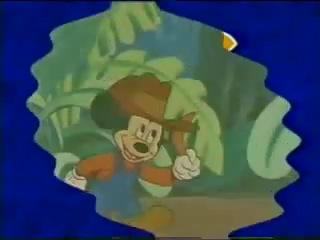 31, 32 The Forest - Disney Magic English