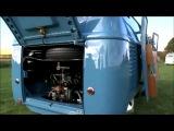 Автомобиль Volkswagen Transporter T2 (Фольксваген Транспортер Т2). Видео тест-драйв