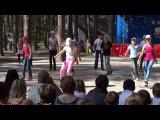 Звёздный- 2012. 2 смена. Родительский концерт. Танец Хип-Хоп, 3 отряд.