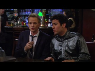 Barney and Ted (How I Met Your Mother) feat. Ted and Barney - For a longest time