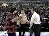 WWF SmackDown! 07.12.2000 - Мировой Рестлинг на канале СТС / Всеволод Кузнецов и Александр Новиков