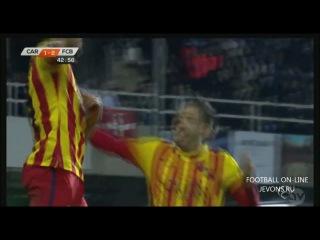 Картахена - Барселона 1:4