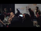 [Fancam] [131206] One Great Step in Dubai - Фанмитинг