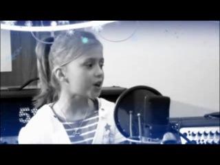 Алина Кукушкина Песенка про коньки из мультфильма Маша и Медведь.flv