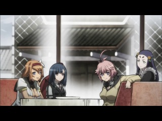Hyakka Ryouran: Samurai Bride / Сад тысячи цветов: Самураи невесты - 2 сезон 1 серия [Ancord]