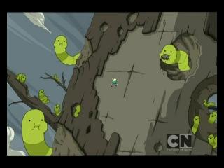 Время Приключений | 5 сезон 4 серия - На дереве