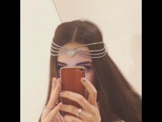 Aida Alieva(Азербайджанка)