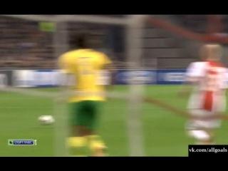 Аякс 1-0 Селтик / Гол Шене