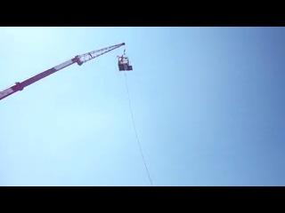 Я прыгаю с тарзанки!!! Кипр 2012
