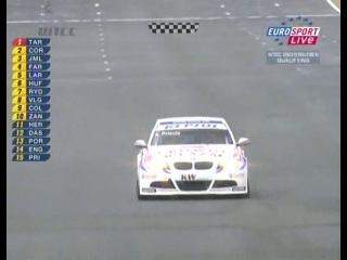 WTCC 2009. Этап 9 - Германия, Ошерслебен. Квалификация.