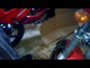Cobra Crossfire 125 VS Honda CBR 125 Сравнение часть 4