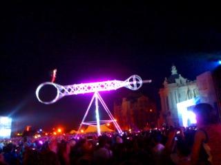 Финальный номер Цирка Дюсолей в Казани