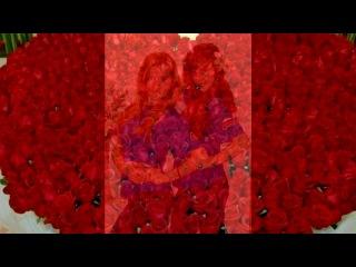 Анюте и Юлечке на день рождение под музыку Песня про двойняшек близнецов Как похоже в нас всё до мелкого Эта девочка моё зеркало Если я грущу и оно грустит Всё прощу ему и оно простит И бывают же совпадения На двоих один день рождения И живём вот так вместе празднуя Только мальчики снятся разные Расс Picrolla