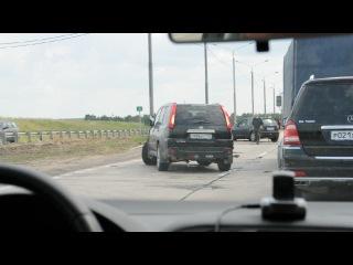 ДТП по дороге в Тулу