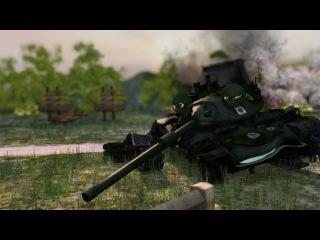 World of Tanks. studio70RU. Последний самурай (The Last Samurai)