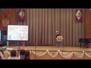 Концерт Германии и Мьянмы в институте русского языка им.Пушкина
