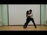 День факультета НПМ - Кукольный танец Миры и Артема
