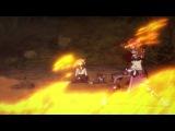 Девушки Сенгоку - Розовый парадокс / Sengoku Otome: Momoiro Paradox TV - 1 серия [Viki] [SHIZA.TV]
