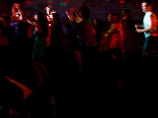 День Рождения Дениса Кудрявцева в Клубе Белые Ночи! Групповой танец