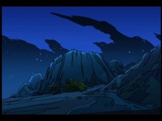 Черепашки мутанты ниндзя: Новые приключения 4 сезон 24серия