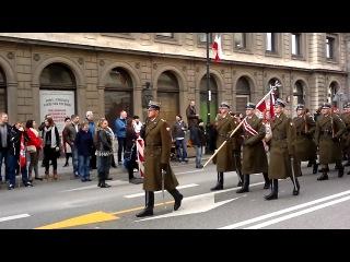 Prezydencki Marsz, Narodowe Swięto Niepodległości Polski 11.11.2012.