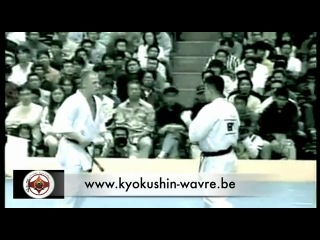 Kyokushin Karate- best fighters, best moments