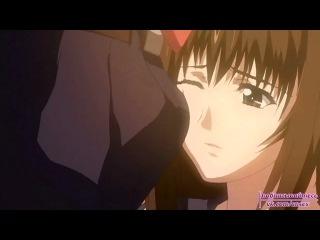 Хентай [vk.com/Ansex]: Ringetsu The Animation / Рингетсу - 02 [рус. озвучка]