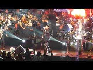 Концерт группы Скорпионс в Екатеринбурге - 2.04.2014 г.