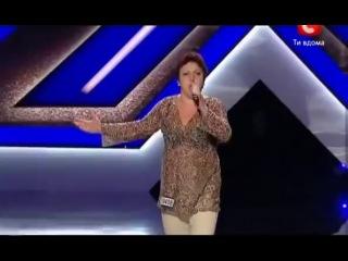 Хфактор-Екатерина Соколовская