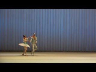 солист балета ГАБТа Артемий Беляков