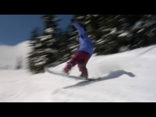 Обучение по сноуборду. Правильный Фрирайдинг