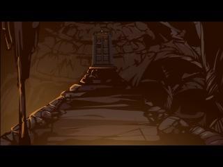 Доктор Кто - Крик Шалка / Doctor Who Scream of the Shalka (2 серия) (озвучка SkomoroX)