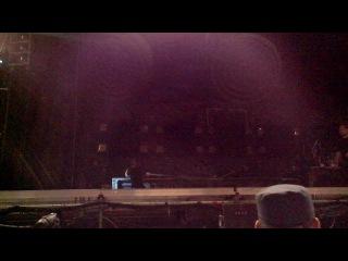 Рок над Волгой 2013 Rammstein конец концерта