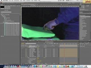 Видео курс по созданию визуальных эффектов (VFX) от Alexander Lehnert. Урок 6