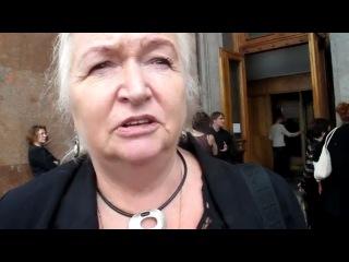 Т.В. Черниговская о С.П. Капице 17 августа 2012 г.