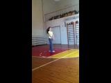 Чемпионка мира по волейболу