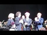 Завершение концерта Дэнни Эльфмана в Nokia Theatre 2013