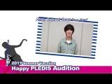 JR (After School Boys_Pledis Boys) - 2011 Summer Vacation Happy Pledis Audition Promo