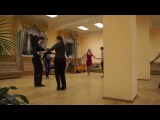 Репетиция танцев в Бауманке
